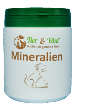Mineralien 500 g